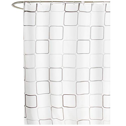 Douchegordijn, antibacterieel, waterafstotende douchegordijnen, voor badkamer, douchegordijn