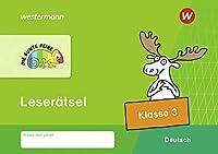 DIE BUNTE REIHE - Deutsch. Leseraetsel Klasse 3