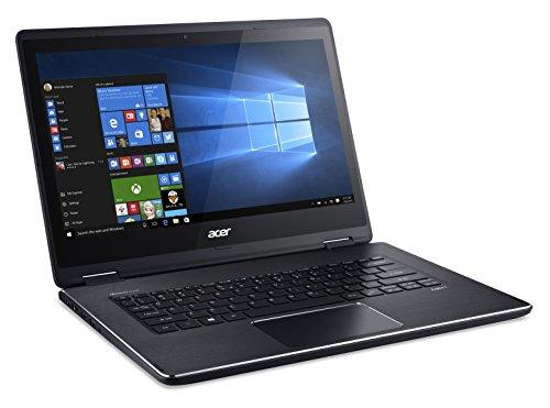 Acer Aspire R5-471T-79GQ Windows®-Tablet / 2-in-1 35.6 cm (14 Zoll) 256 GB WiFi Schwarz Intel Core