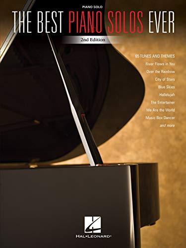 The Best Piano Solos Ever (2nd Edition) -For Piano Solo- (Book): Songbook für Klavier