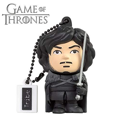 Clé USB 16 Go Jon Snow - Mémoire Flash Drive Originale 2.0 Game of Thrones, Tribe FD032505