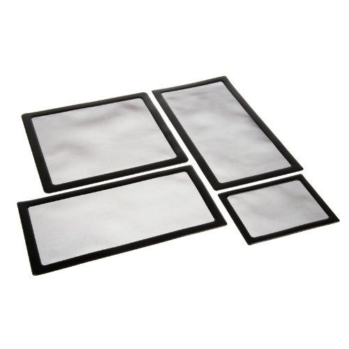 Demciflex Kit Staubschutz für BitFenix Prodigy–schwarz