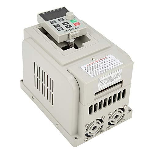 Accionamiento de motor inversor de 220 V CA, VFD universal AT2-1500X, 1,5 kW para suministros industriales Control industrial