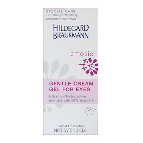 Hildegard Braukmann Emosie Women, Augen Creme Gel Mild, 1er Pack (1 x 30 ml)