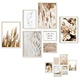 Gloria Therese - Beidseitiges Premium Bilder Set - OHNE