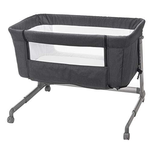 Babyway Co Sleeper Adjustable Bedside Baby Crib
