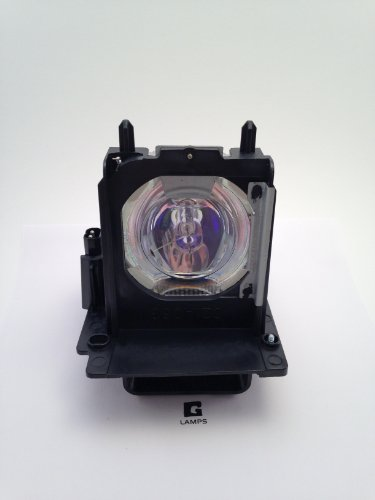 GLAMPS 915B455011 Replacement Lamp with Housing/Case for Mitsubishi TV Model WD-73640 WD-73740 WD-73C11 WD-73CA1 WD-82740 WD-82840 WD-82940
