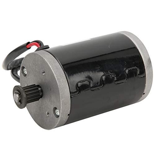 FOLOSAFENAR Polea de Correa de Metal Durable 25h Tipo Rueda de sincronización Motor eléctrico Motor Cepillo Motor eléctrico, para Scooters eléctricos