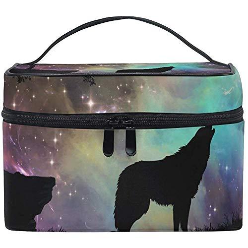 Cartoon Cosmetic Bag Trousse de Toilette Portable Hanging Multifunctional Makeup Bag with Waterproof-8277-97U