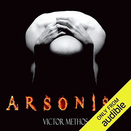 Arsonist audiobook cover art