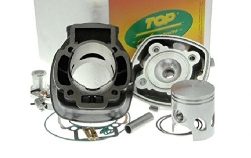 9909430 GRUPPO TERMICO TOP TROPHY 70CC D.47 MALAGUTI F12 PHANTOM 50 2T LC SP.10 GHISA