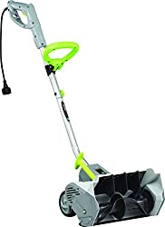 Earthwise SN70016 Electric Corded 12Amp Snow Shovel, 16inch Width, 430lbs/Minute