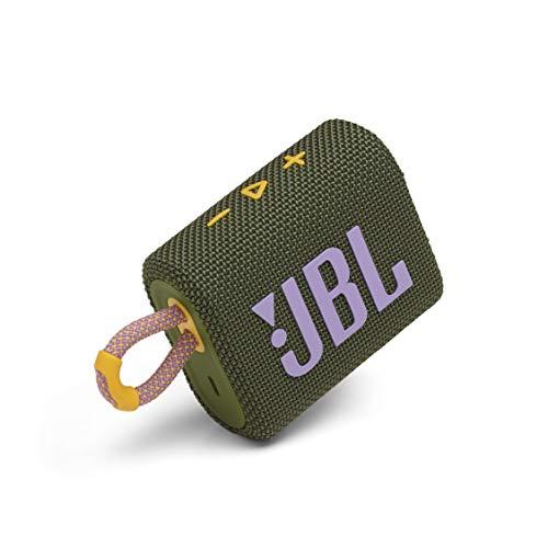 JBL GO 3 Altavoz Bluetooth portátil Impermeable - Verde