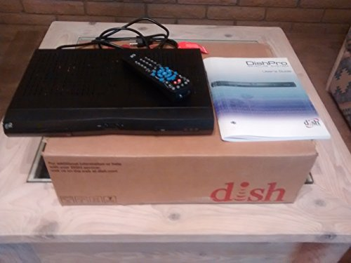 Factory Remanufactured Dish Network 311 Satellite Standard Receiver Only ! No Antenna Included (For 1 TV)