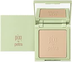Pixi Color Correcting Powder Foundation, Warm, 0.28 Ounce