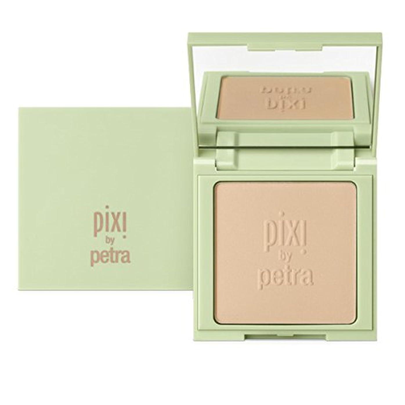 アラスカ悪因子め言葉Pixi Colour Correcting Powder Foundation - No.2 Nude (並行輸入品) [並行輸入品]