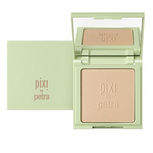 Pixi Color Correcting Powder Foundation, Nude, 0.28 Ounce (0.28 Ounce Color)