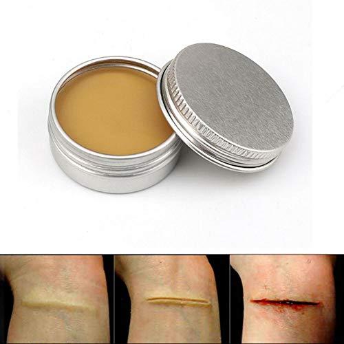 Lucoss 50g Make-up Wachs Für Spezialeffekte Theater Make-up Und Halloween Spaß Am Thema Teil Falsche Narbe Wundhaut Aus Wachs