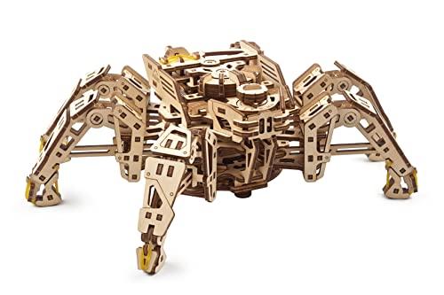 UGEARS Puzzle 3D de Explorador Hexápodo...