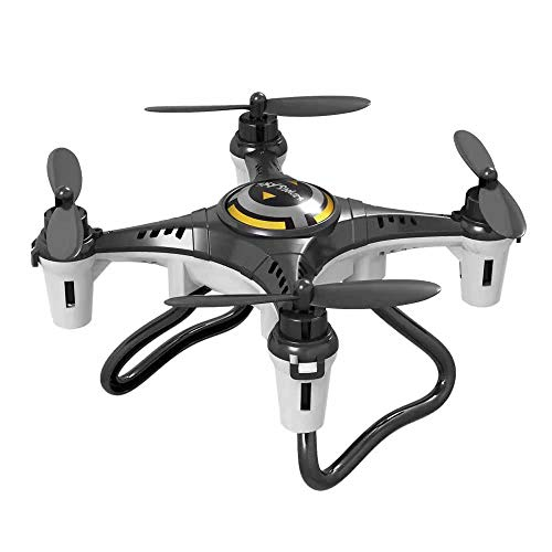 BJJH Mini Drohne faltbar Quadcopter 360 ° Flip Stunts Höhe halten RC Spielzeug, Headless Modus, Geschenke Indoor Outdoor Spiele Handysteuerung für Kinder Jungen Mädchen (Schwarz)