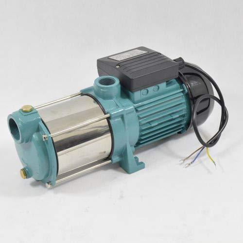 Leistungsstarke Kreiselpumpe Gartenpumpe MHI 1500 INOX 1500 Watt 7800 L/h 5bar