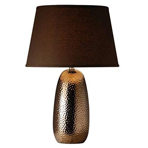 SLEVE Lámpara de sobremesa, Lámparas for los dormitorios Soporte de la Noche de la lámpara for el Dormitorio Lateral lámpara de Mesa de cerámica
