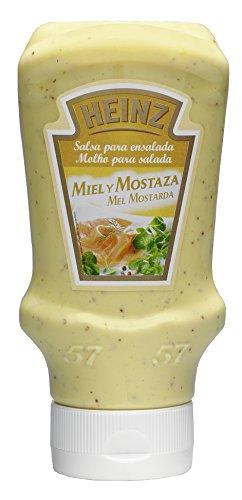Heinz Salsa Ensalada Miel y Mostaza, 405g