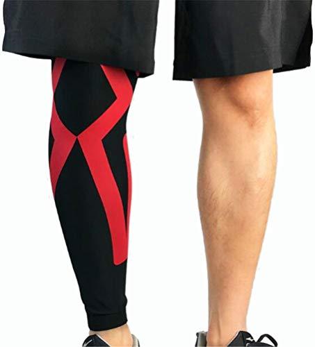 2-Delige Mouwen Overknee Been Beschermende Knee Pads Base Lagen Been Panty Stocking Knee Support Voor Hardlopen Fietsen Fitness Basketbal Voetbal Gym