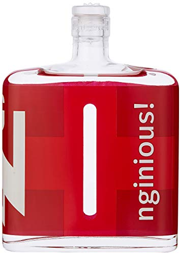 Nginious Swiss Blended Gin (1 x 0.5 l)
