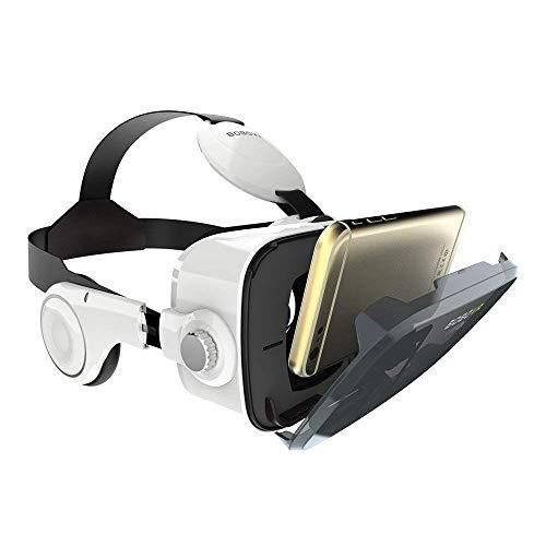 『Virtoba X5 VR BOX 3Dメガネ 3Dグラス VRゴーグル スマホゴーグル 焦点距離調節(ヘッドセット実装)』の7枚目の画像