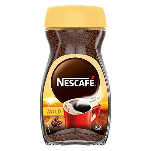 NESCAFÉ Classic Mild, löslicher Bohnenkaffee, 1er Pack (1 x 200g)