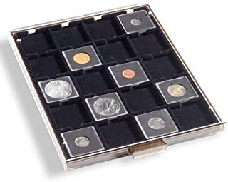 Coin Case by Lighthouse - Fits 2x2 & QUADRUM Holders MB20M Black
