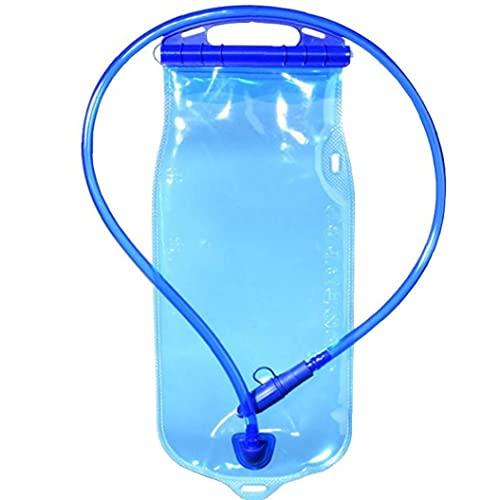 Froiny 1pc Hidratación Vejiga, Vejiga De Agua para Paquete De Hidratación, Paquete De Hidratación a Prueba De Fugas 2l Agua Vejiga