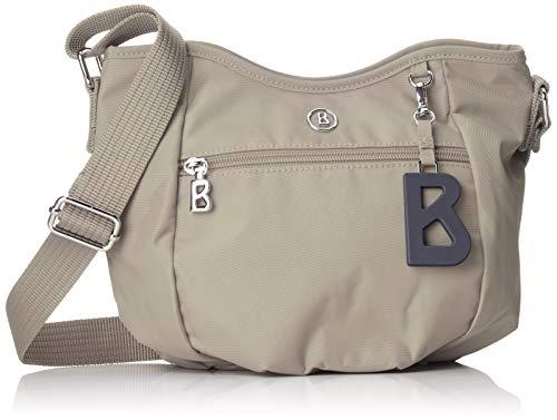 Bogner Verbier Aria Schultertasche Damen Tasche aus Nylon, shz, 12x18.5x24 cm