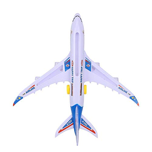 43cm Länge Simulation Flugzeug Modell...