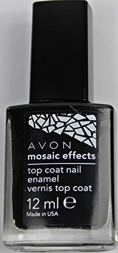 Avon Mosaic Überlack Black