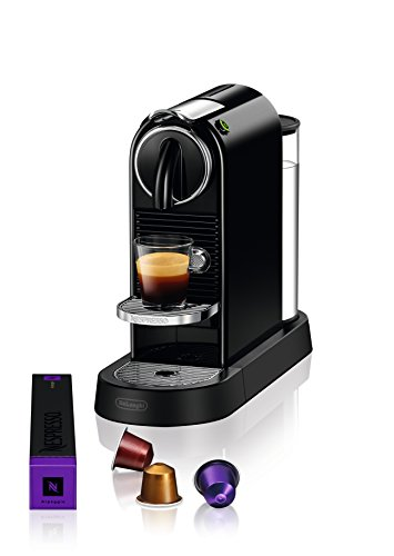 Nespresso CitiZ Original Espresso Machine by De'Longhi, Black