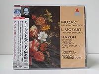 モーツァルト:ファゴット協奏曲