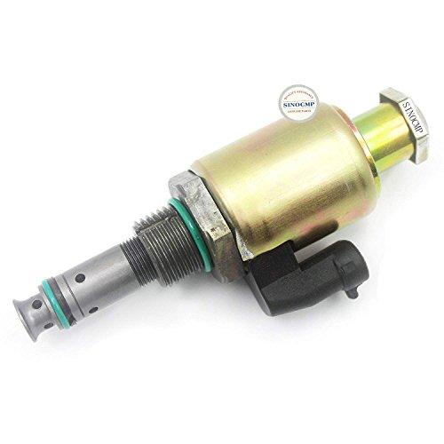 122-5053 1225053 Électrovanne pour pompe à huile Sinocmp pour excavateur électrique 3126 3126B C15