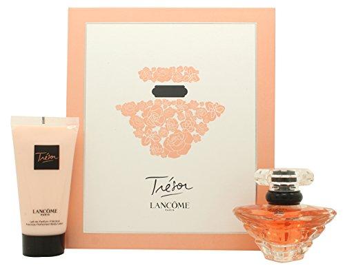 Lancôme Tresor Duftset Eau de Parfum, 30 ml plus Bodylotion, 50 ml, 1er Pack, (1x 2 Stück)