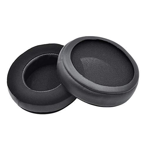 Xingsiyue Negro Almohadillas de Reemplazo Cojines para Razer Nari/Nari Ultimate/Nari Essential