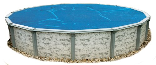 Blue Wave NS105 8-mil Solar Blanket, 15' x 15' x 0.5' H, Blue