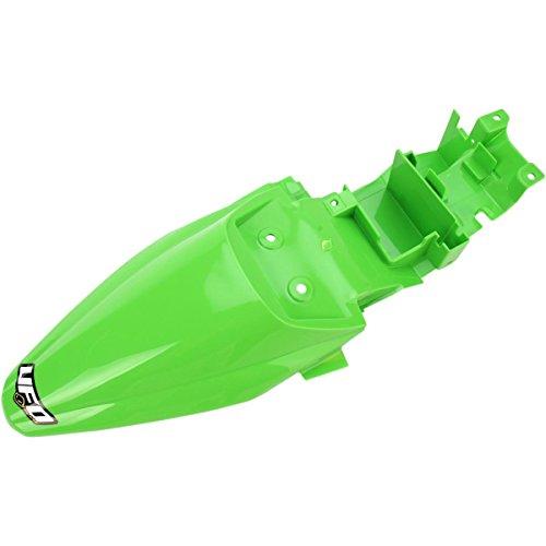 UFO KA04715-026 Replacement Plastic (FOR KAWASAKI FENDER RR KLX110 GREEN)