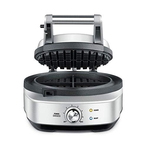 Sage Appliances SWM520 the No-Mess-Waffle, Waffeleisen, Klassische Herzchen-Waffeln
