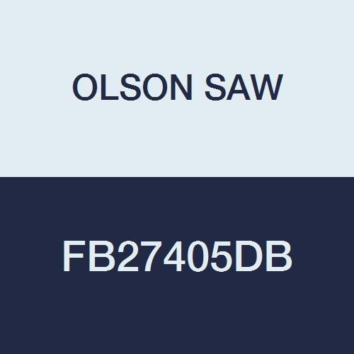 Olson Saw FB27405DB 3/4 by 0.032 by 105-Inch HEFB Band 6 TPI Regular Saw Blade