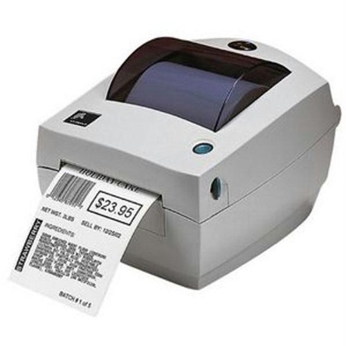 Zebra LP 2844-Z Thermal Label Printer - Monochrome - Direct Thermal - 203 x 203 dpi - USB, Serial, Parallel by Zebra Technologies