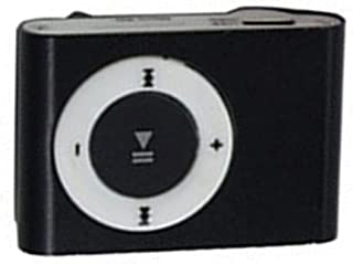 Mini Portable USB MP3 Player Mini Clip MP3 Waterproof Sport Compact Metal Mp3 Music Player with TF Card Slot