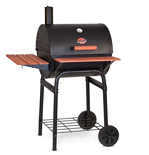 Char Griller Unknown 2123 Wrangler 635 Square Inch Charcoal...