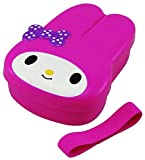 Officially-Licensed Melody Lunch Box Sanrio Bento Box