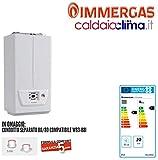 Immergas 3028358 - Caldera de condensación Victrix Omnia-(3.028358), color blanco